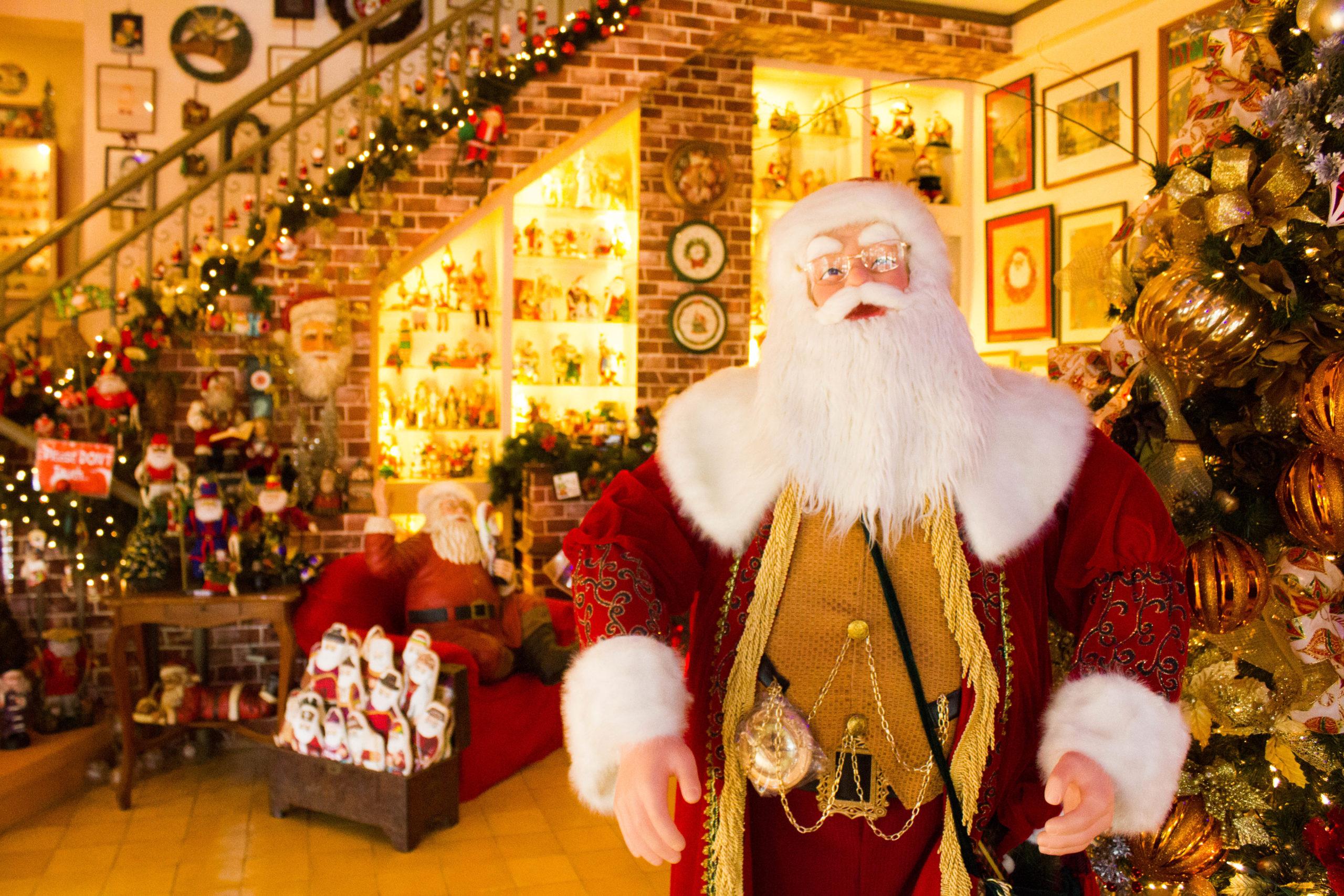 casa santa museum about us