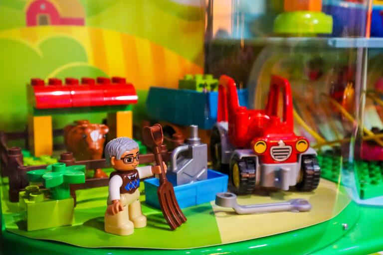 Lego at Casa Santa